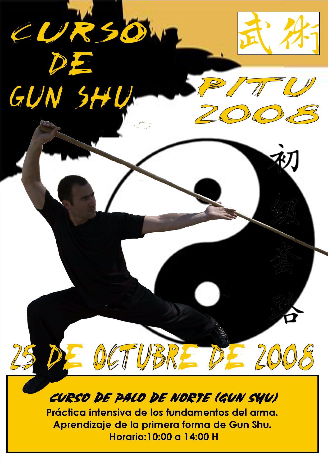 Formación Wushu deportivo