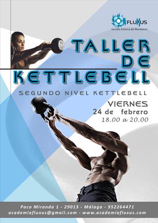 Taller de Kettlebell