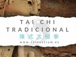 Nuevo curso de Taijiquan tradicional 2021