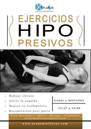 Nueva actividad. Módulo de ejercicios Hipopresivos