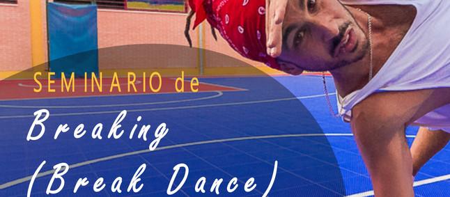 CURSO DE BREAKING (BREAK DANCE)