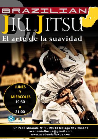 En octubre comenzamos el Jiu Jitsu brasileño