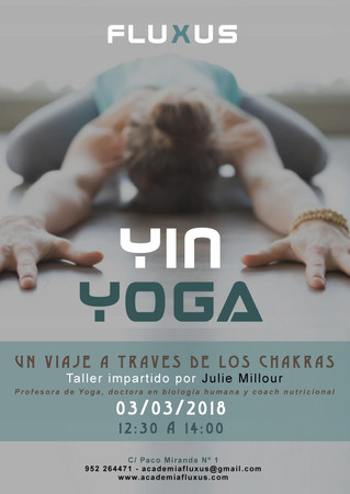 II Seminario intensivo de Yin Yoga