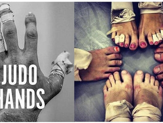 Manos de Judo y pies de danza