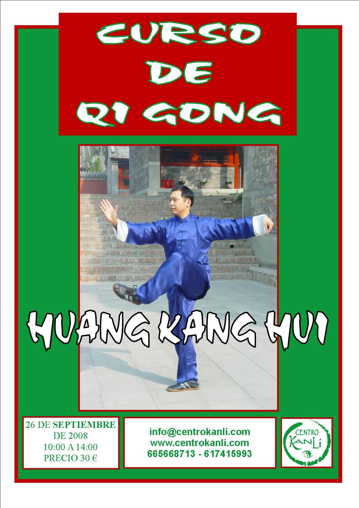 Curso de Qigong Chen