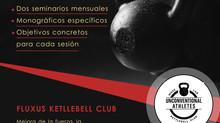 Seminarios monográficos de Kettlebell.