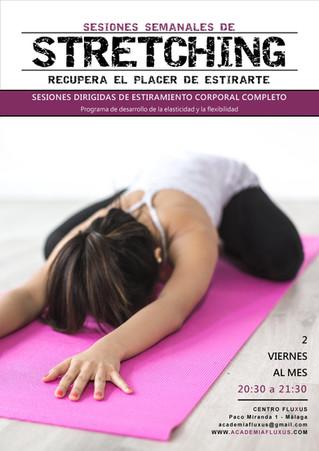 LLEGA EL STRETCHING DEPORTIVO