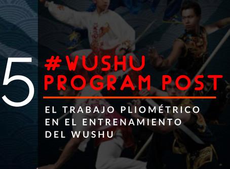 EL TRABAJO PLIOMÉTRICO EN EL ENTRENAMIENTO DEL WUSHU - 5