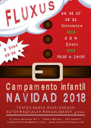 CAMPUS INFANTIL DE NAVIDAD