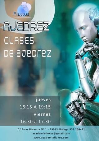NUEVAS CLASES DE AJEDREZ