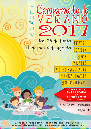CAMPUS INFANTIL DE VERANO 2017