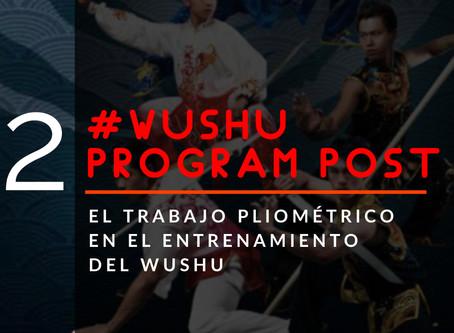 EL TRABAJO PLIOMÉTRICO EN EL ENTRENAMIENTO DEL WUSHU - 2