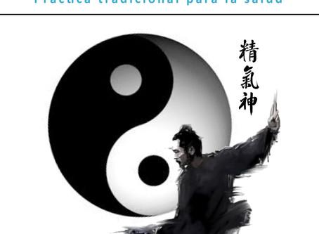 NUEVO GRUPO DE PRÁCTICA DE TAIJIQUAN EN FLUXUS CURSO 2020/2021