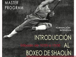 Formación Shaolin Quan 2017/2018