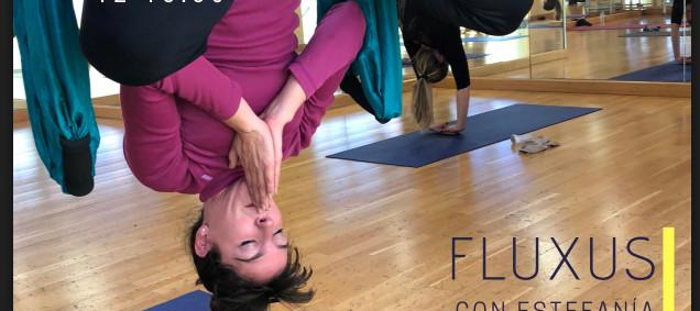 Talleres de Yoga Aéreo