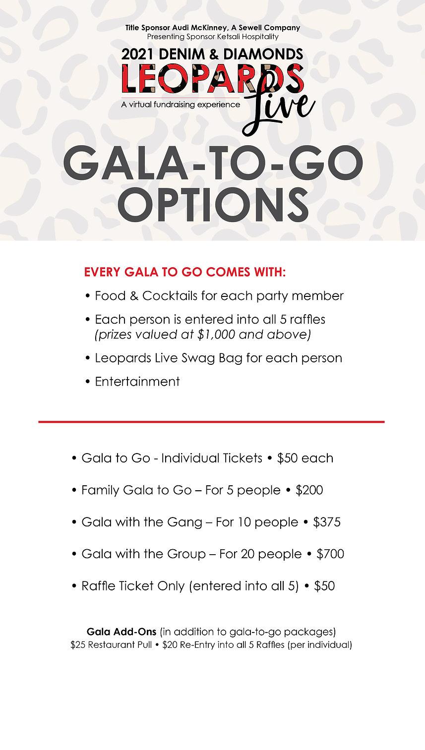 Gala to go options.jpg
