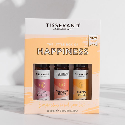 'The Lille Box of Happiness' Aroma Roller Kit