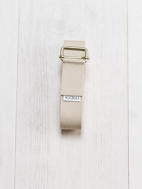 Yogabelte (beige)