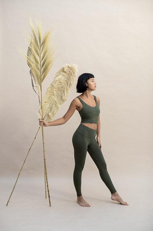 Ananda Leggings (kale/grønn)