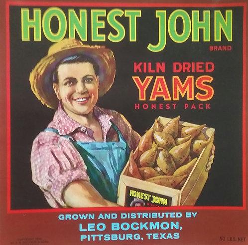 Honest John Yams