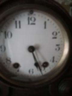 clock cleaning and repair