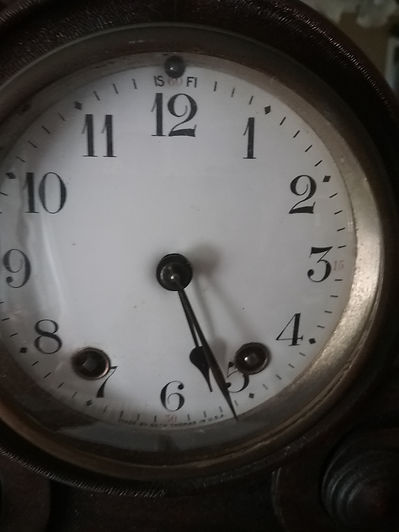 clock cleaning and repair