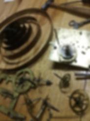clock repair, clock service