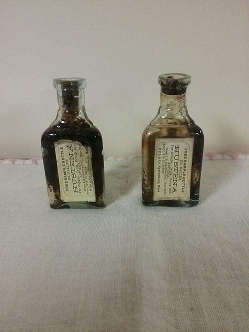 Sample Medicine Bottles