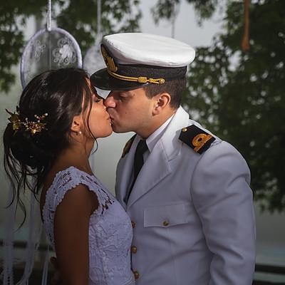 Natalí y Christian