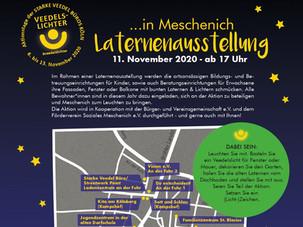 Meschenich leuchtet - die Veedels-Lichter kommen nach Meschenich