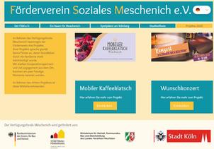 """🙌🏽 MMM - MESCHENICH MACHT'S MÖGLICH: VF Projekt """"FSM goes WWW"""""""