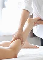 Massage spécial des jambes Montreux