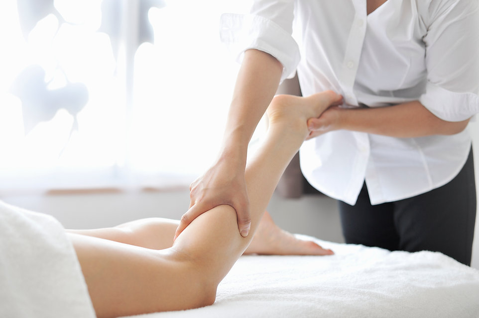 Schwedische Massage