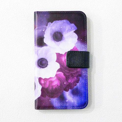 《Rosa Mystica》i-phoneケース/アネモネ&ローズ※各機種対応