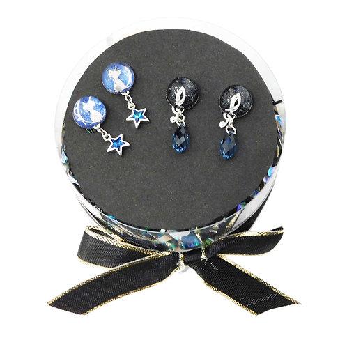 《ulysses》猫と音符の福袋(青と黒)※総額¥8400相当