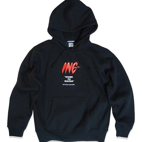 《INC NOXXX SCREAMING》INC LOGO hoodie