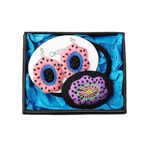 《OKEIKO》手刺繍2021福袋no.3※総額¥9000相当