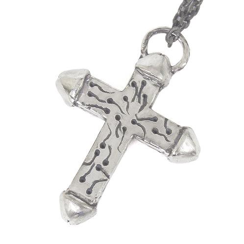 《Farimu》jesus necklace / silver 925※送料無料