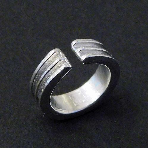 《4-si-》錫のイヤーカフ/THIN
