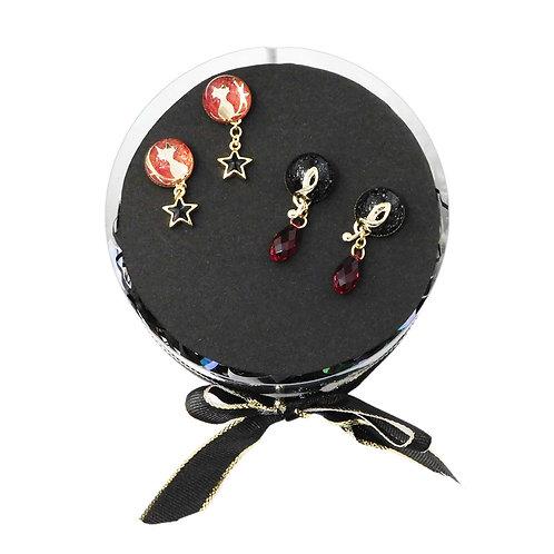《ulysses》猫と音符の福袋(赤と黒)※総額¥8400相当