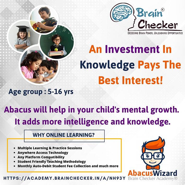 Abacus Wizard Program