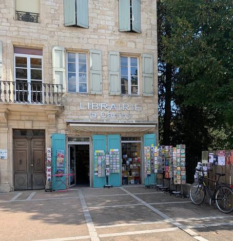 Librairie La Carline - Forcalquier