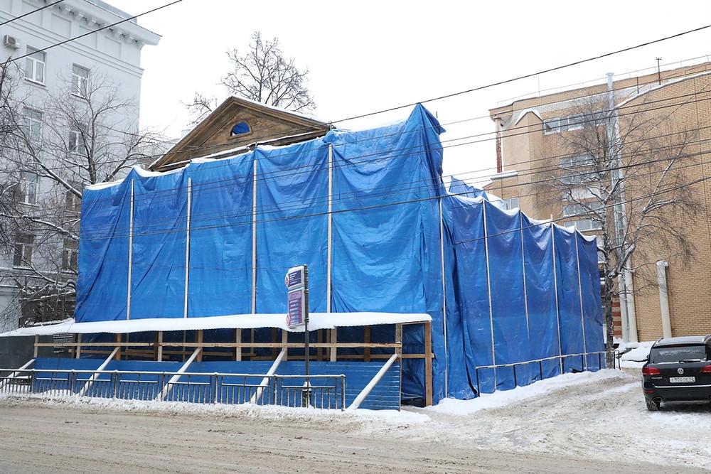 Нижний Новгород. ул. Варварская,8