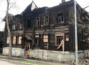Нижний Новгород присоединяется к дню единых действий градозащитников России!