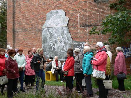 8 сентября ветераны посетили с экскурсией обновленный к 800-летию Н. Новгород