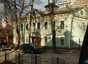 Дом № 18 по улице Короленко
