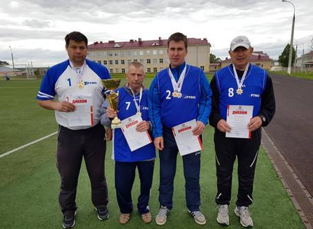 1 место - Василий Федорович Большаков
