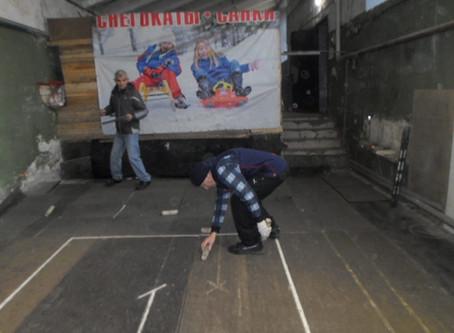 Турнир по городошному спорту среди ветеранов ГСВ