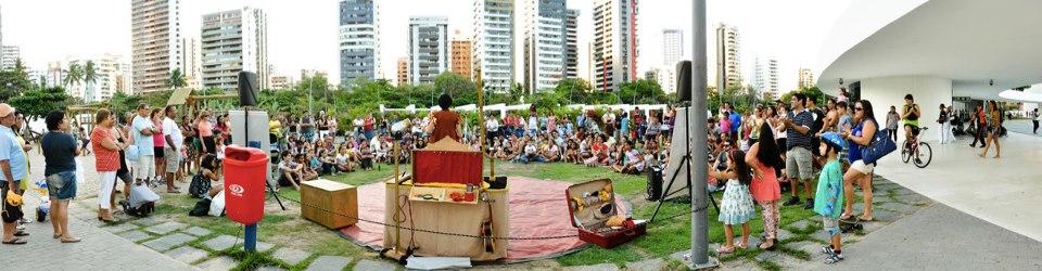 Parque Dona Lindu / Recife-PE