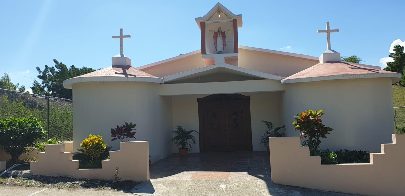 CAPILLA SAGRADO CORAZON DE JESUS DE LOS HARQUIES